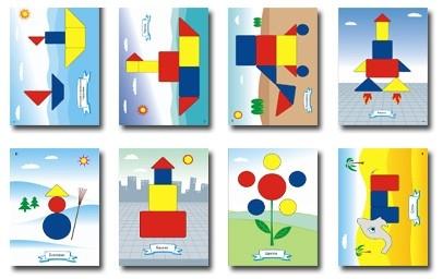 Схемы игр блоки дьенеша
