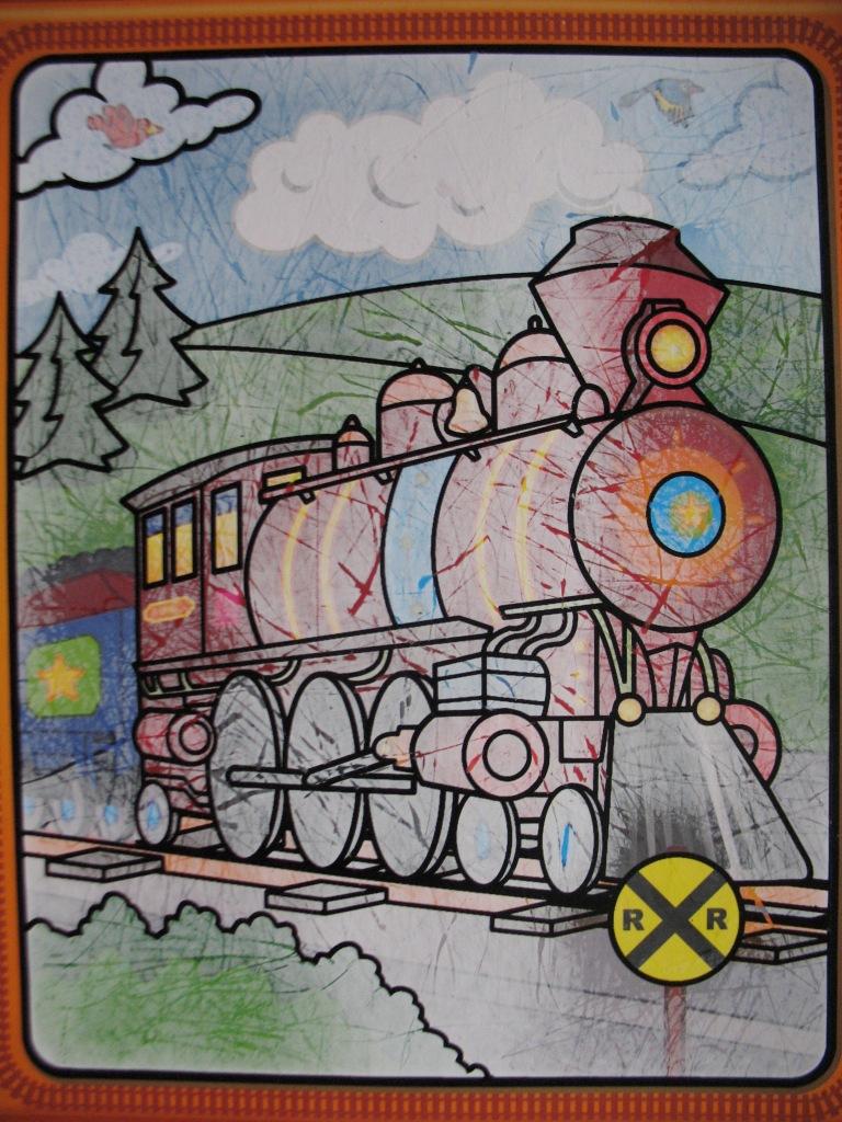 Раскраски водой Melissa & Doug Water Wow Coloring Book ...
